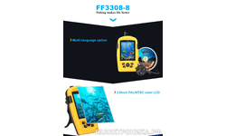 Подводная камера LUCKY Fish finder FF3308