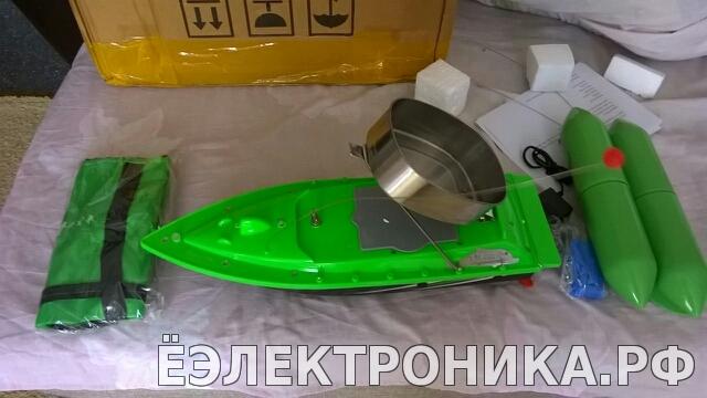 купить кораблики для завоза прикормки россия